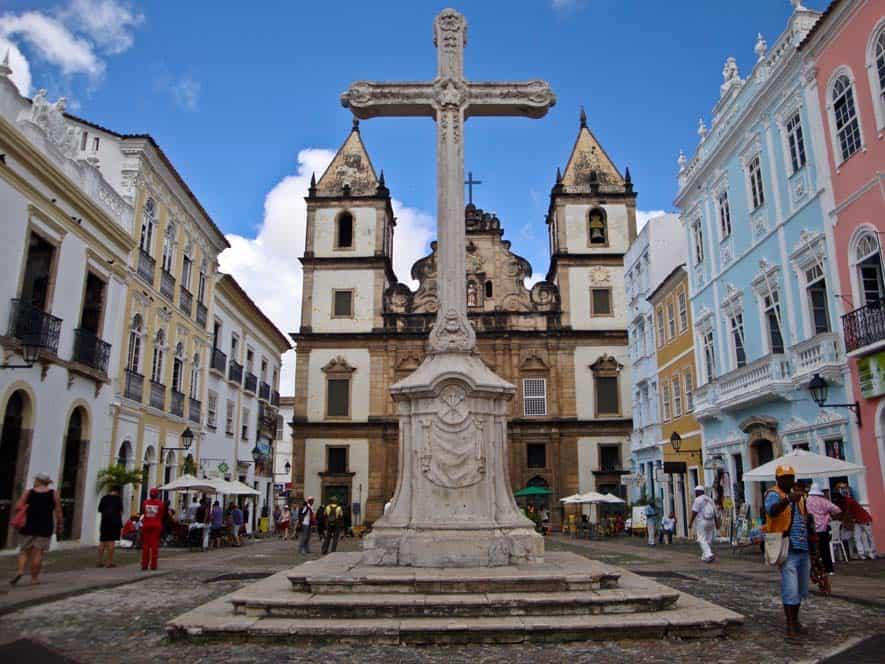 Salvador de Bahía, el centro histórico más bonito del país | Viajar a Brasil