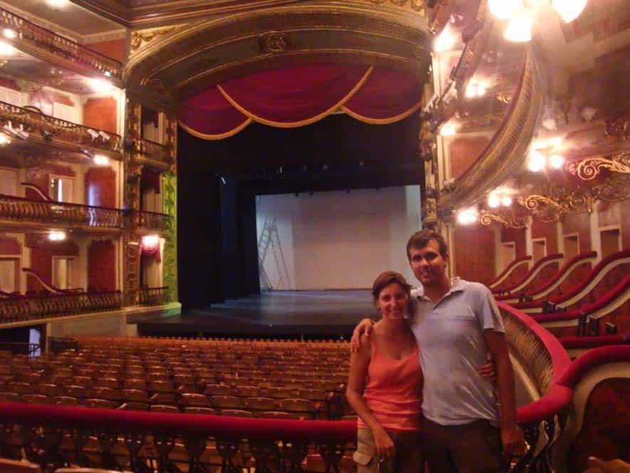 Paz Theatre