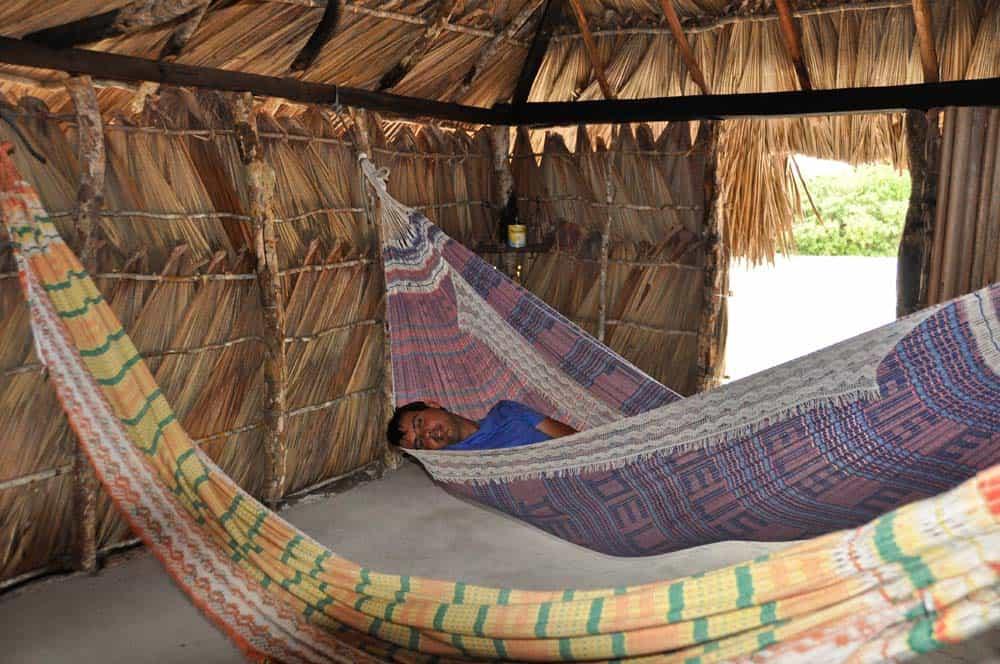 Dormir en Oasis, Lencois Maranhenses, Brasil