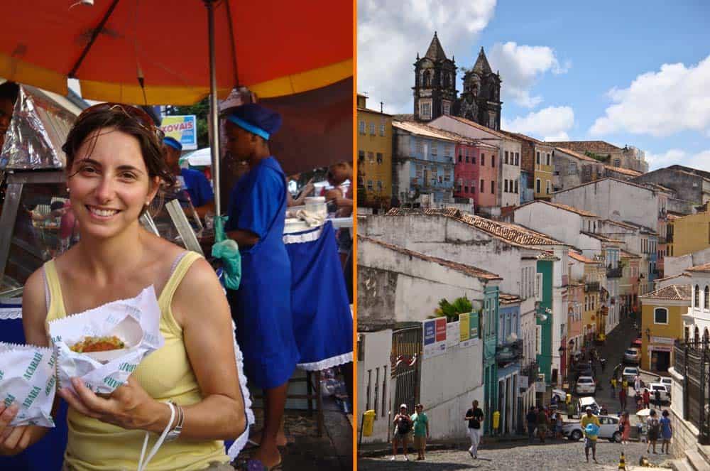 Centro histórico, Salvador de Bahía, Brasil