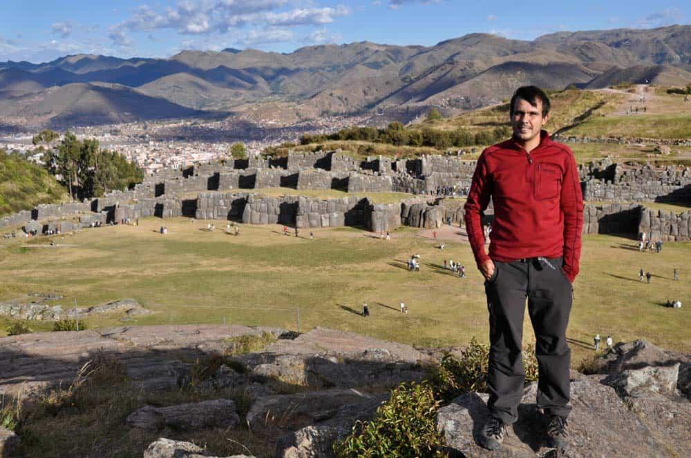 Ruinas de Saqsaywaman, Cusco, Perú