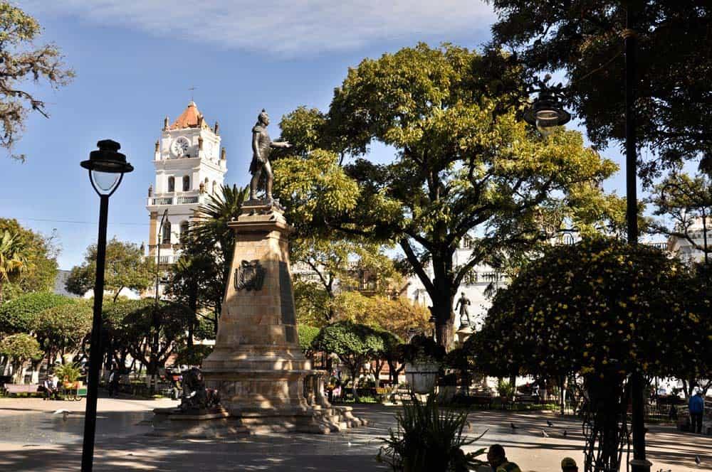 Lugares turísticos de Sucre | Viajar a Bolivia