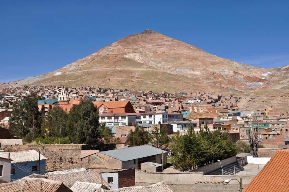 montagna Huayna