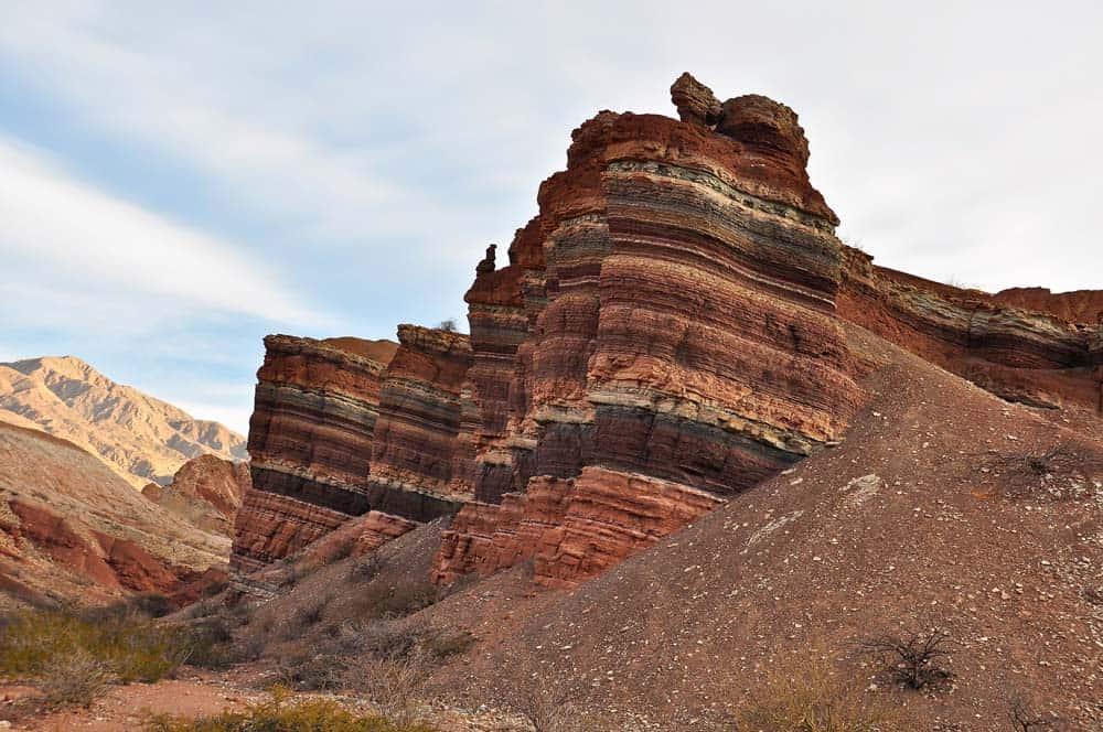 Quebrada de las Conchas | Cosa vedere in Argentina in due, tre settimane