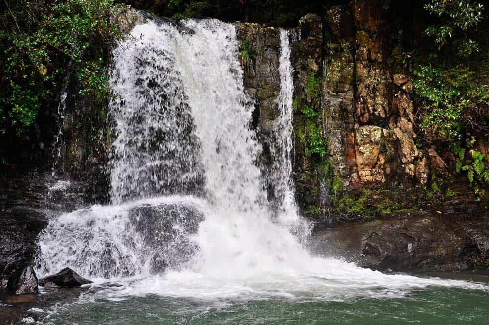 Cascadas Waiau