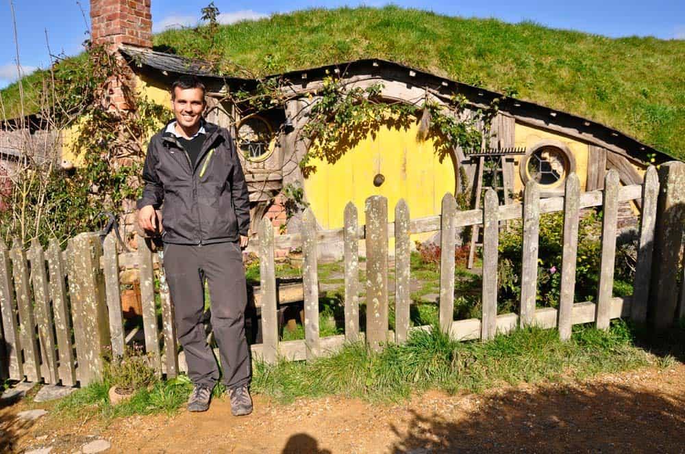 Casa degli hobbits