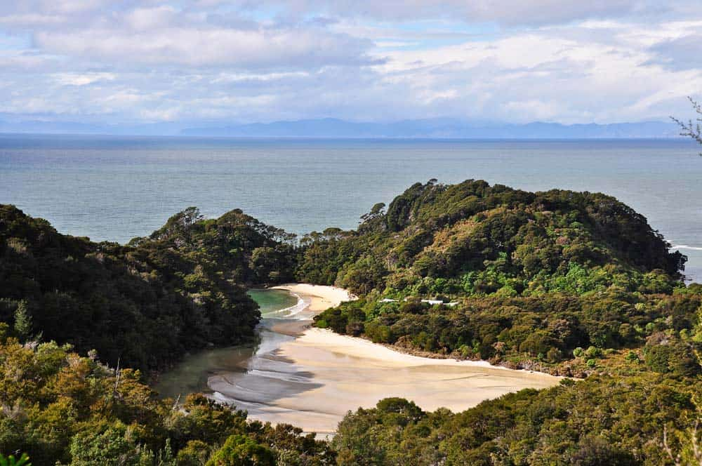 Beach Abel Tasman