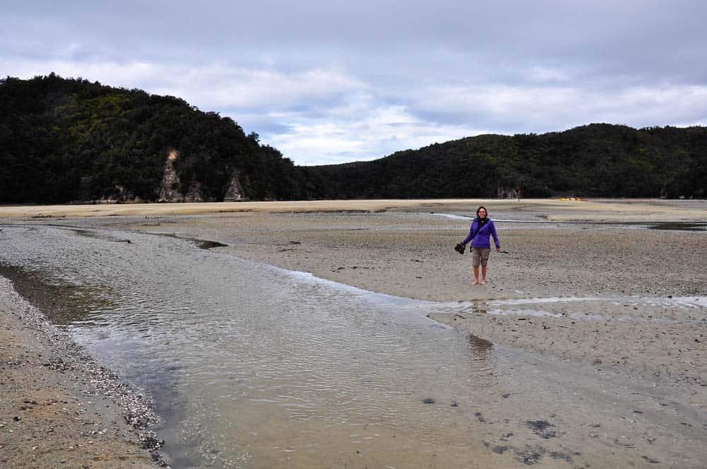 Trekking, Abel Tasman | Viaggio in Nuova Zelanda