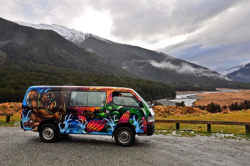 Cameron Flat | Viaggio in Nuova Zelanda