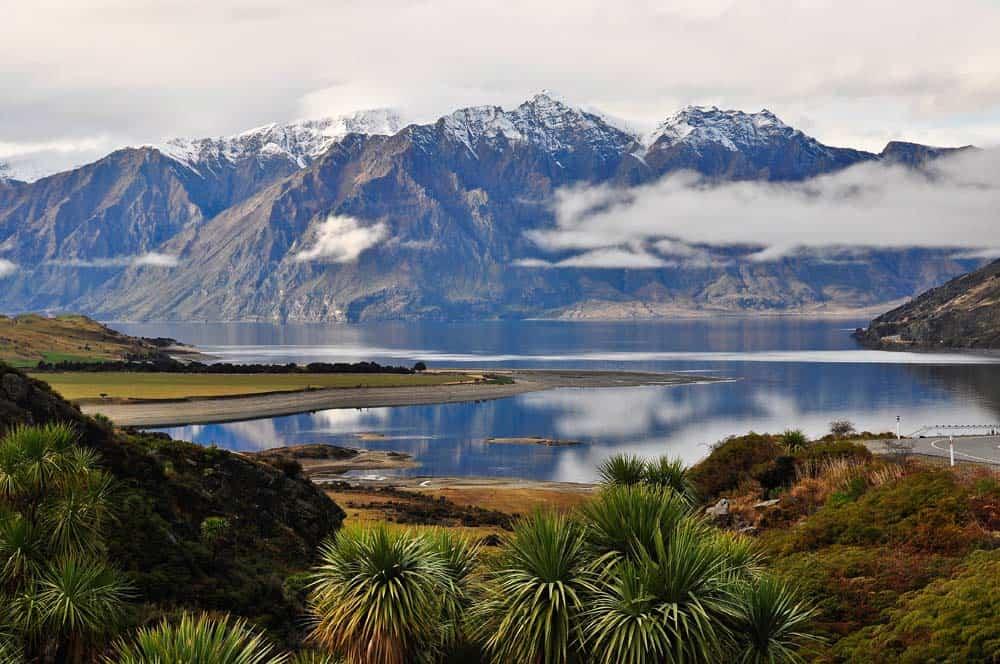 paesaggio in nuova zelanda | Viaggio in Nuova Zelanda
