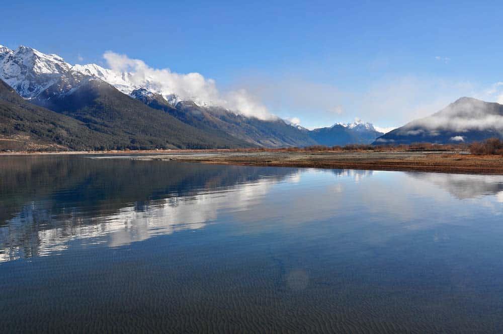 lago di Glenorchy | Viaggio in Nuova Zelanda