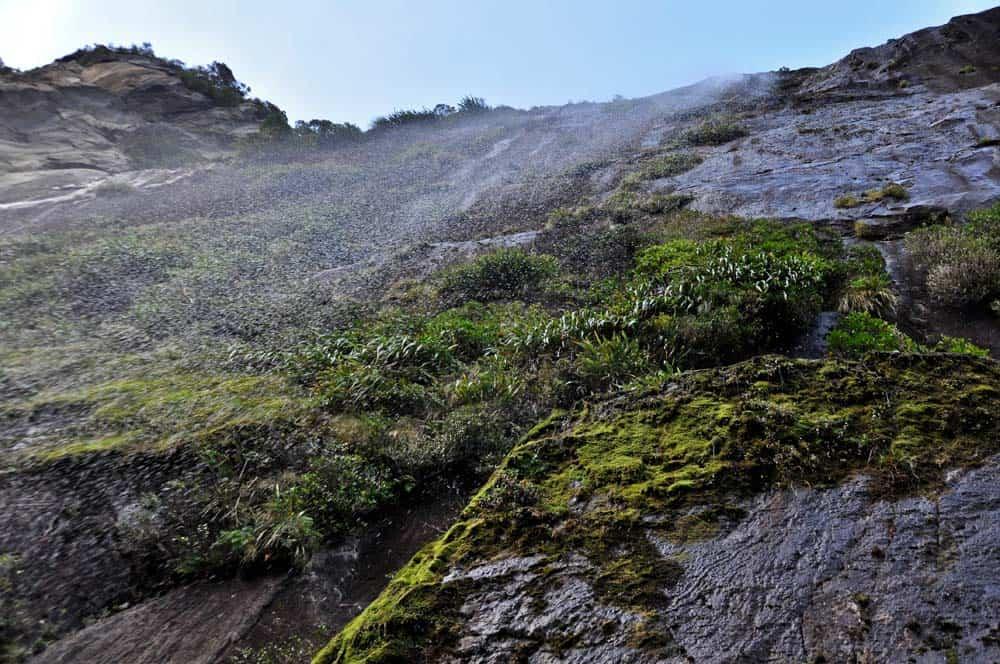 Vízesés a Milford Soundon