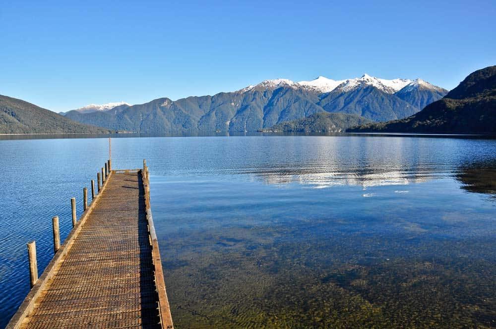 Lago Hauroko | Viaggio Nuova Zelanda