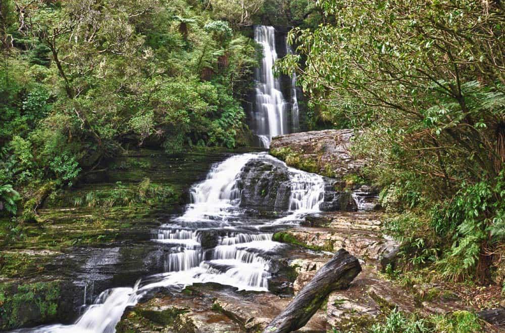 Cascate McLean nei Catlins | Viaggio in Nuova Zelanda