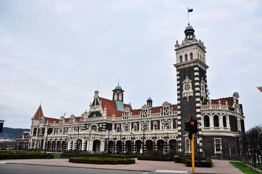 Cittá di Dunedin | Viaggio in Nuova Zelanda