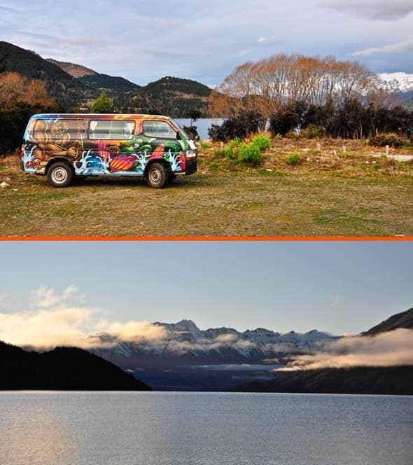 iniziare la giornata a Queenstown | Viaggio in Nuova Zelanda