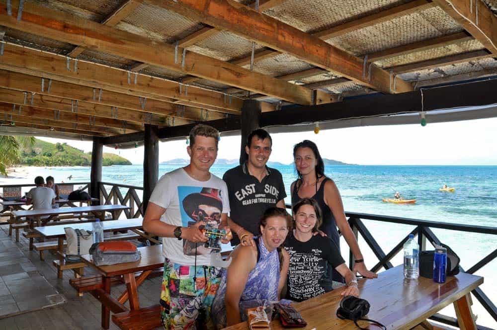 Nuovi amici alle isole Figi
