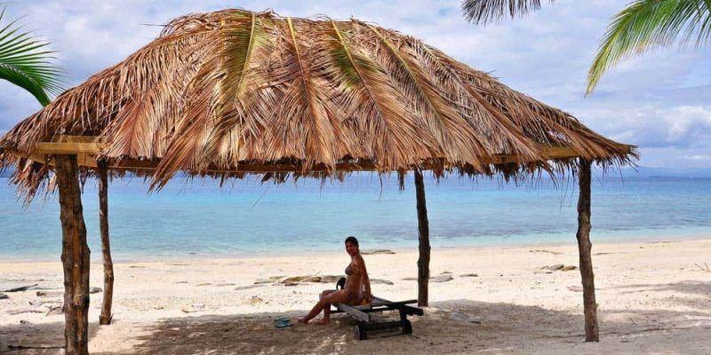 Rilassandoci nell'isola di Bounty | Viaggiare alle Figi