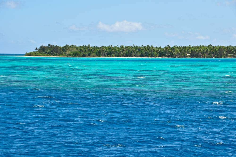 Bellissima Laguna Blu | Viaggio a Figi