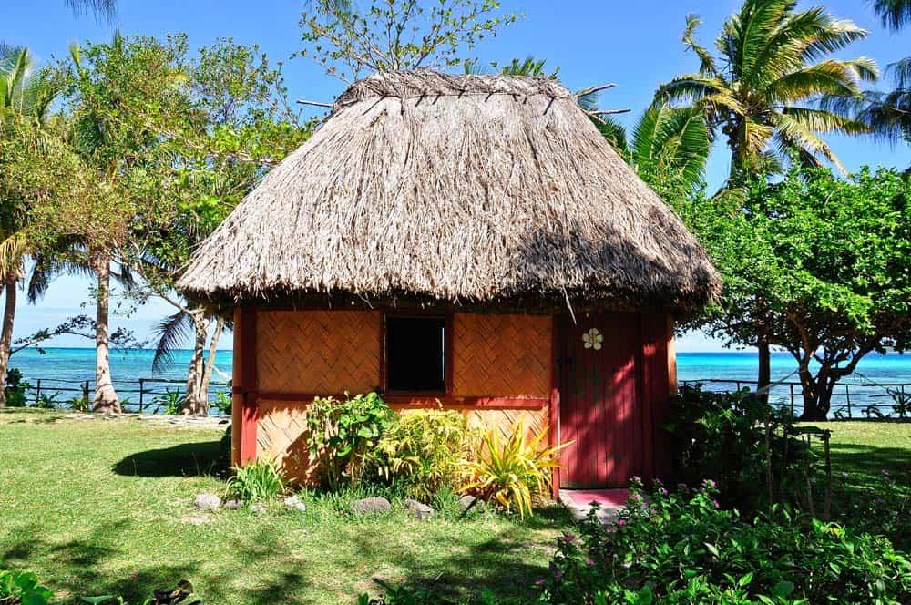 Dove dormire nell'isola Nacula alle Figi