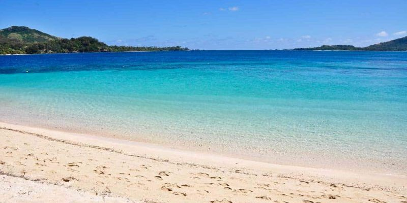 La famosa Laguna Blu | Viaggiare alle Figi