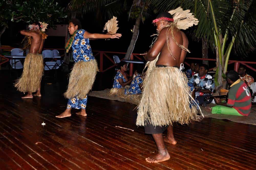 Danza tipica isole Figi