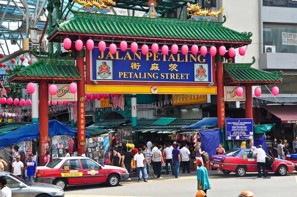 Petaling Street a Kuala Lumpur | Viaggio in Malesia