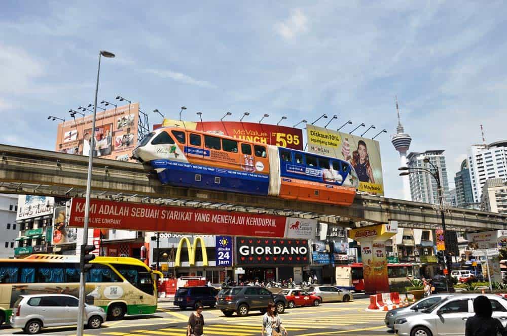Bukit Bintang, Kuala Lumpur, Malasia