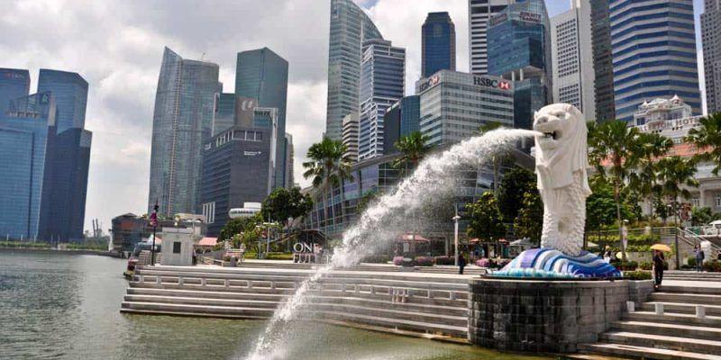 Lion Head Singapore
