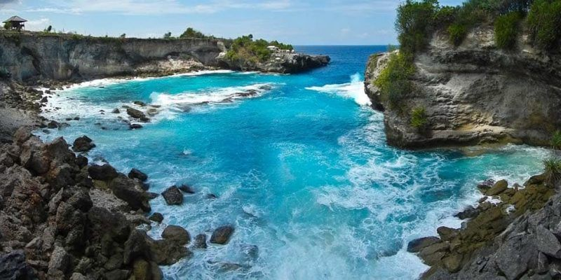 Secret Beach en Nusa Lembongan