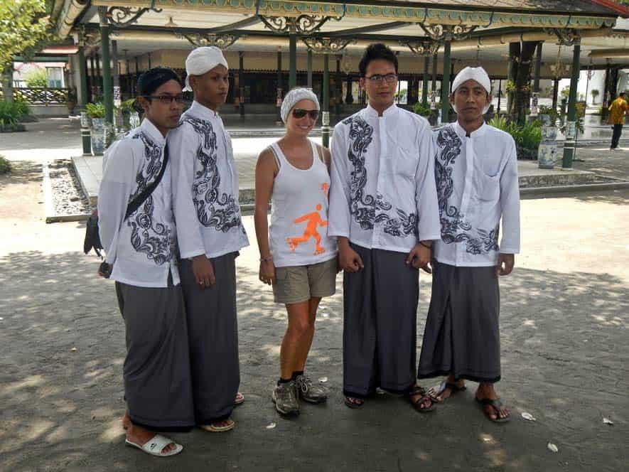 Palazzo del Sultano Jogyakarta | Viaggio Indonesia