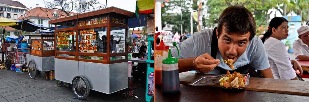 Comida tipica indonesia