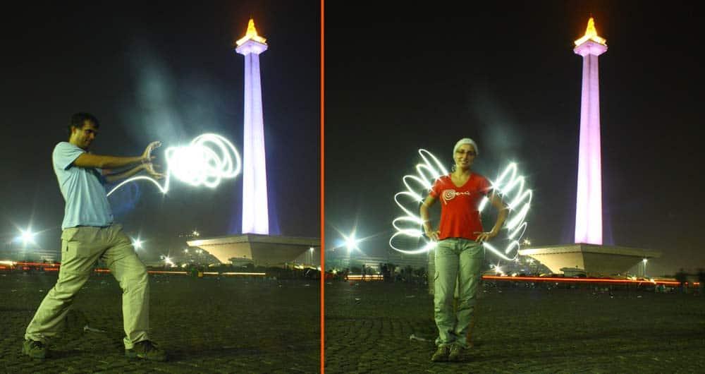 Monumento nacional, Jakarta, Indonesia