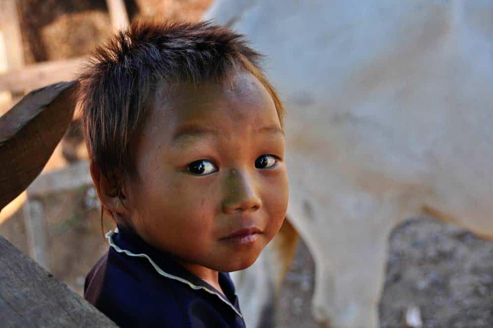 Niño Tailandés