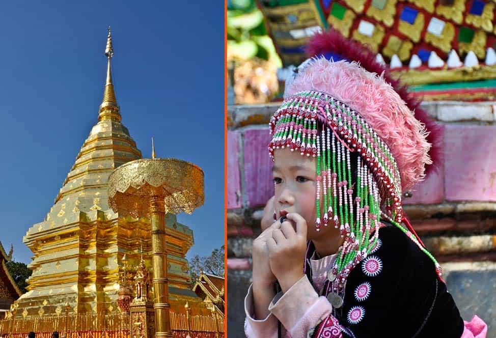 templo Wat Phra That Doi Sutep Chiang Mai