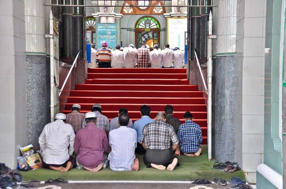 Mesquita Birmania