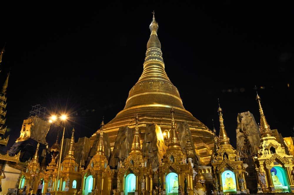 Templo Shwedagon Paya