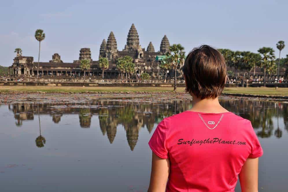 Templo Principal, Angkor Wat, Camboya