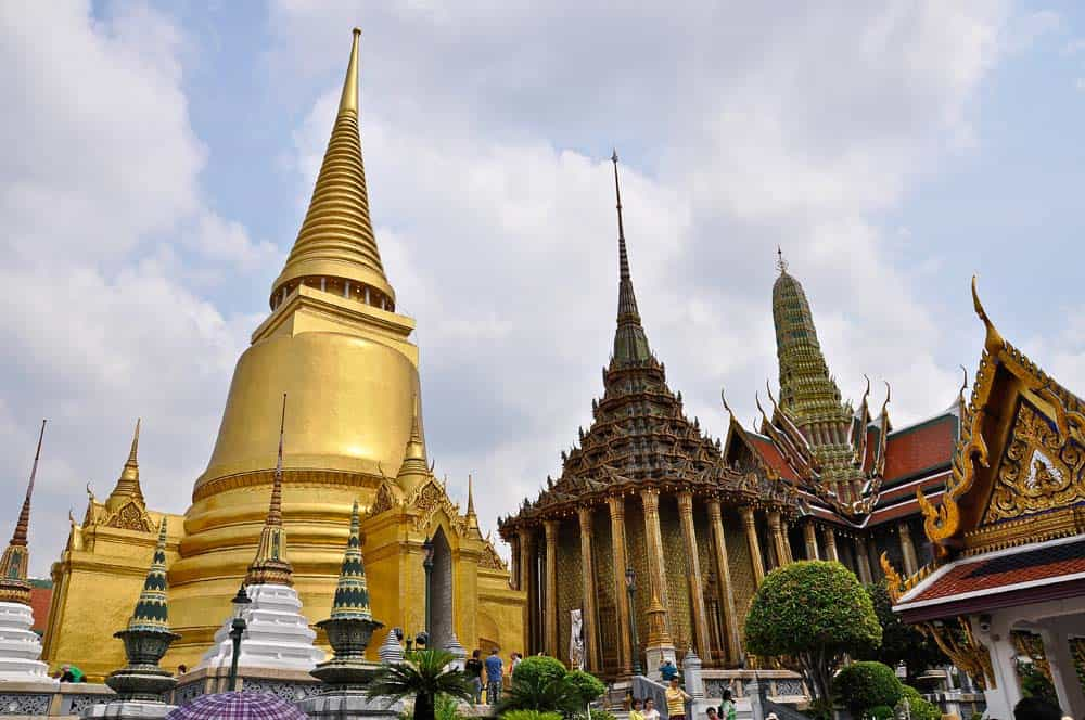 Bangkok, lugares de interés principales | Qué visitar en Tailandia