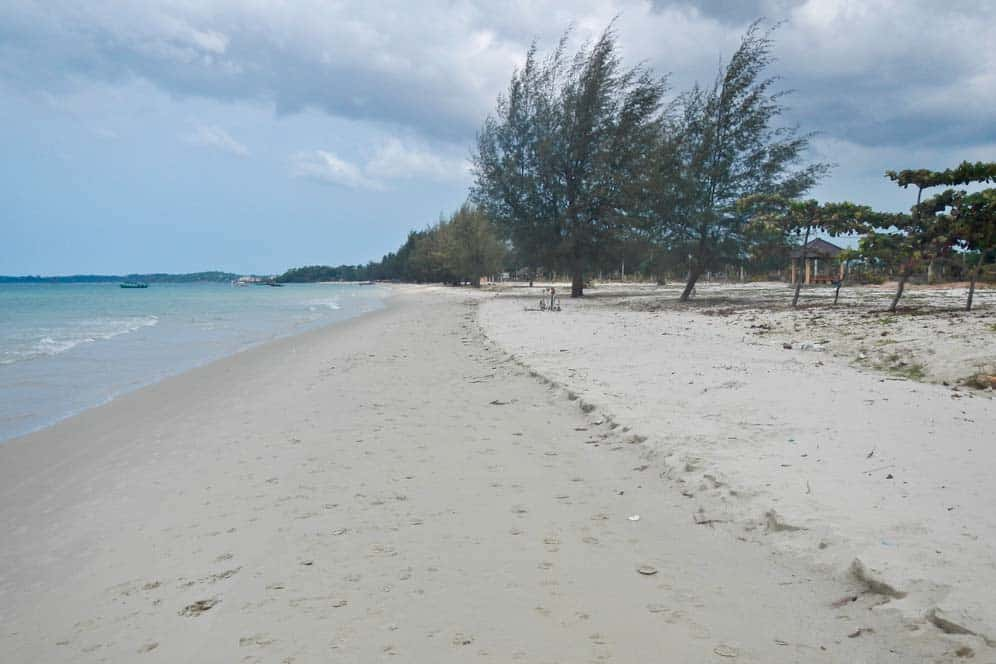 Playa de otres - Sihanoukville Camboya