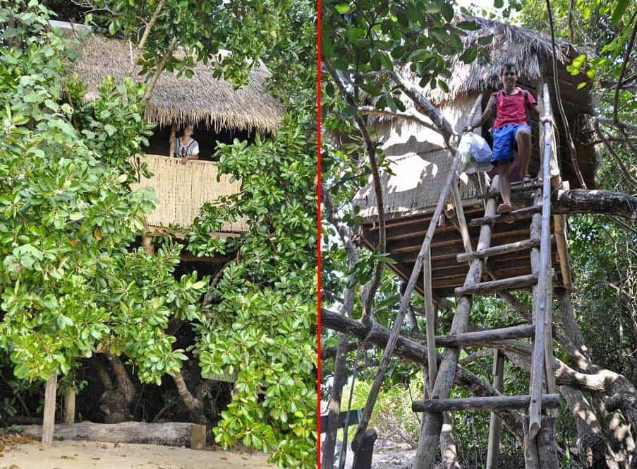 Nuestra casa en el árbol, Koh Ta Kiev, Camboya