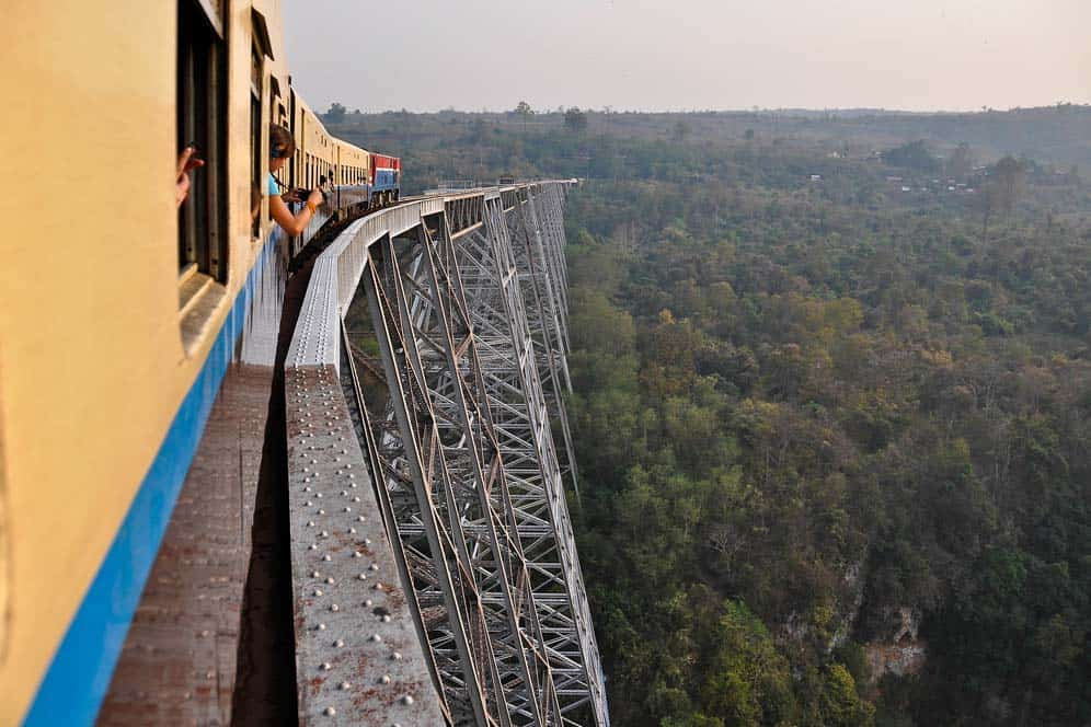 Gokteik Viaduct;