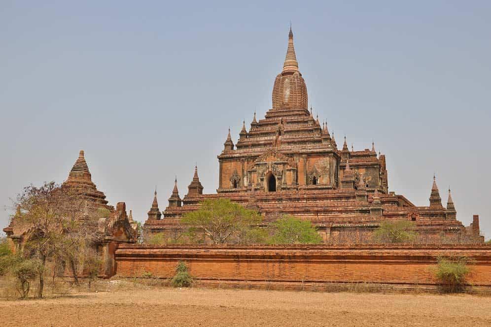 Templo Sulamani Bagan