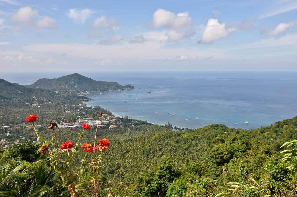 Mango view Hacer trekking en Koh Tao | Que ver en Koh Tao
