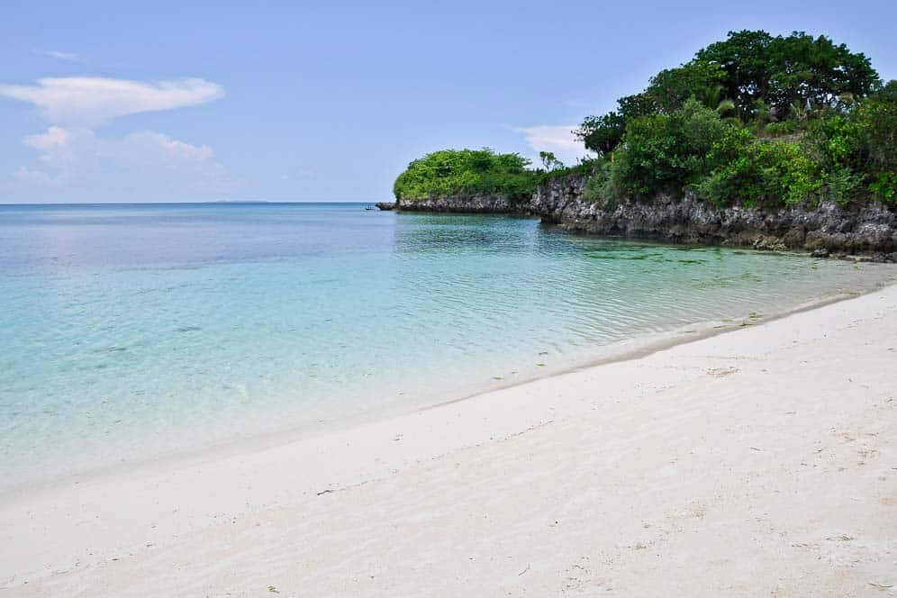 Best beach in Malapascua