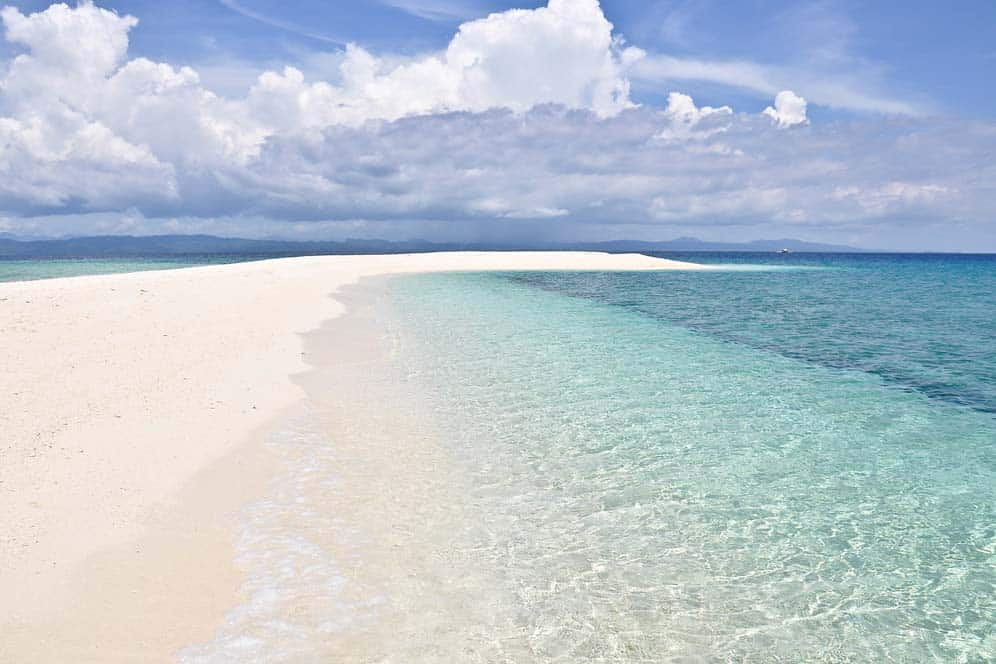 La isla de Kalanggaman cerca de Malapascua | Viajar a Filipinas