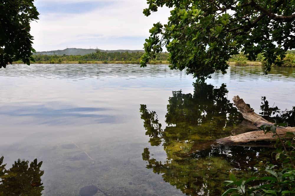 Danao Lago isole Camotes | Viaggio Filippine