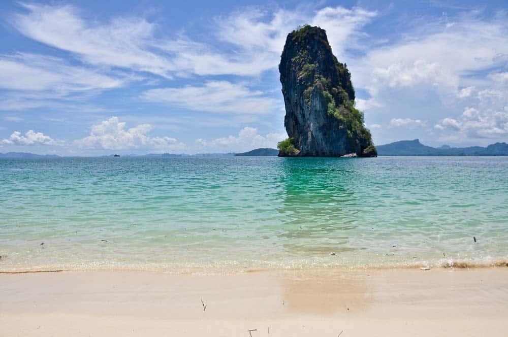 Excursión 4 islas, Krabi, Tailandia