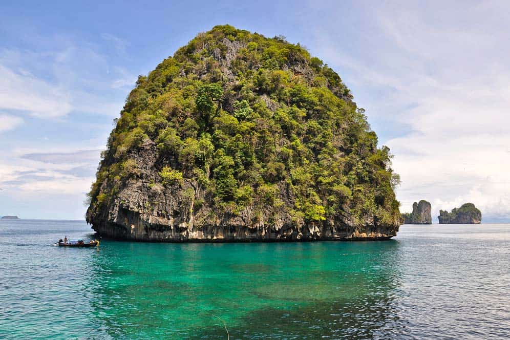 Loh Samah, Phi Phi Leh, Tailandia