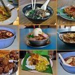 George Town en la isla de Penang, la capital culinaria de Malasia